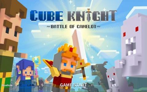 Cube Knight