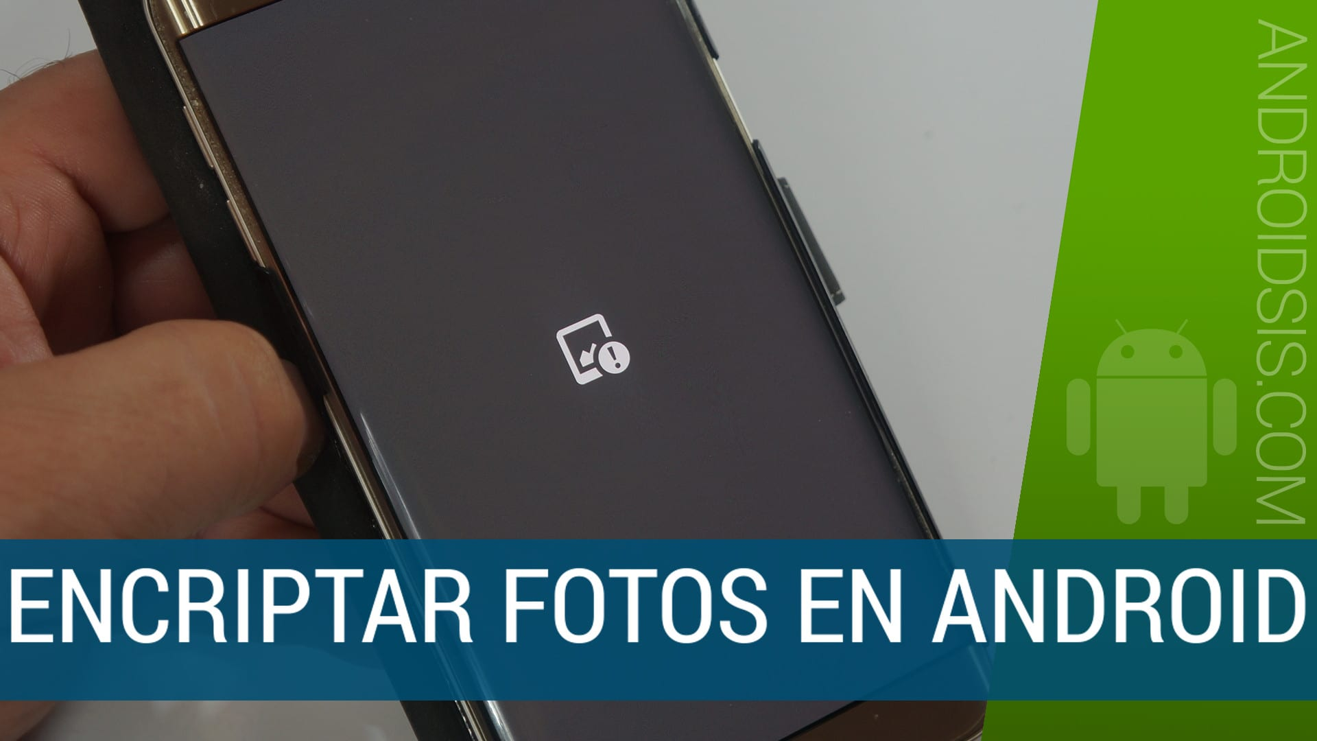 Encriptar fotos en Android