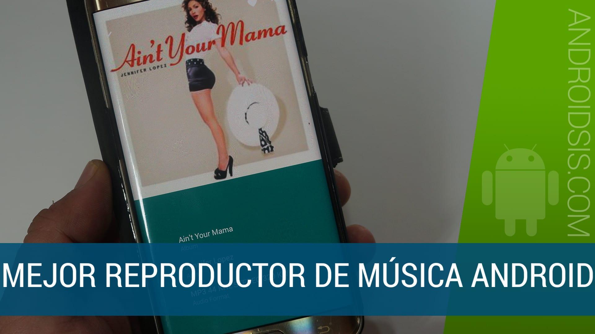El mejor reproductor de música para Android del momento