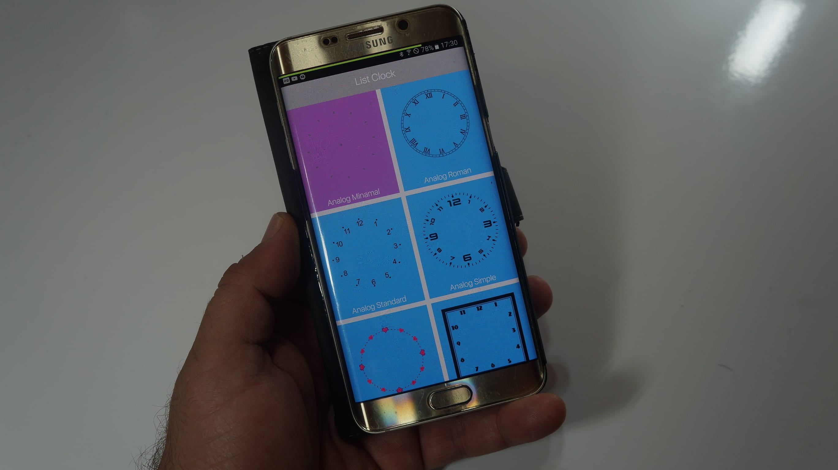 Simula el Always on Display del S7 y el LG G5 gracias a esta aplicación gratuita