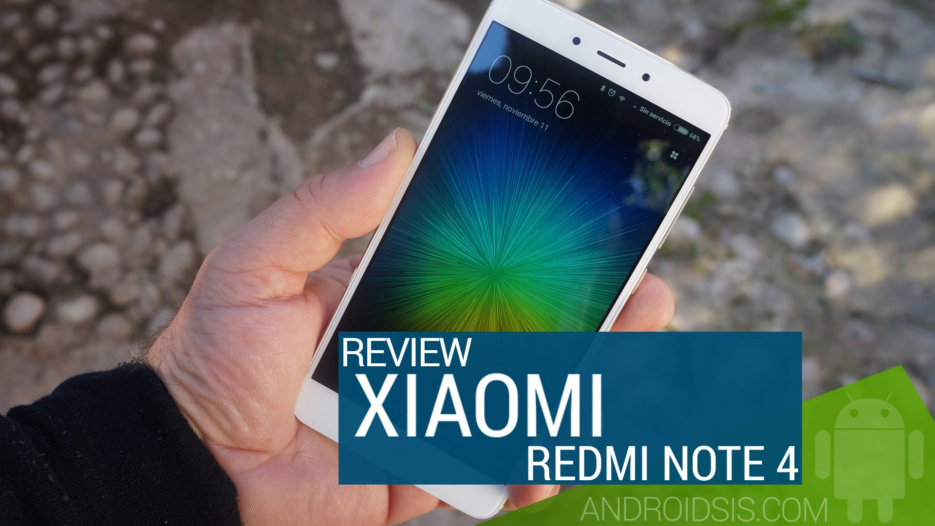 Review en Español del Xiaomi Redmi Note 4