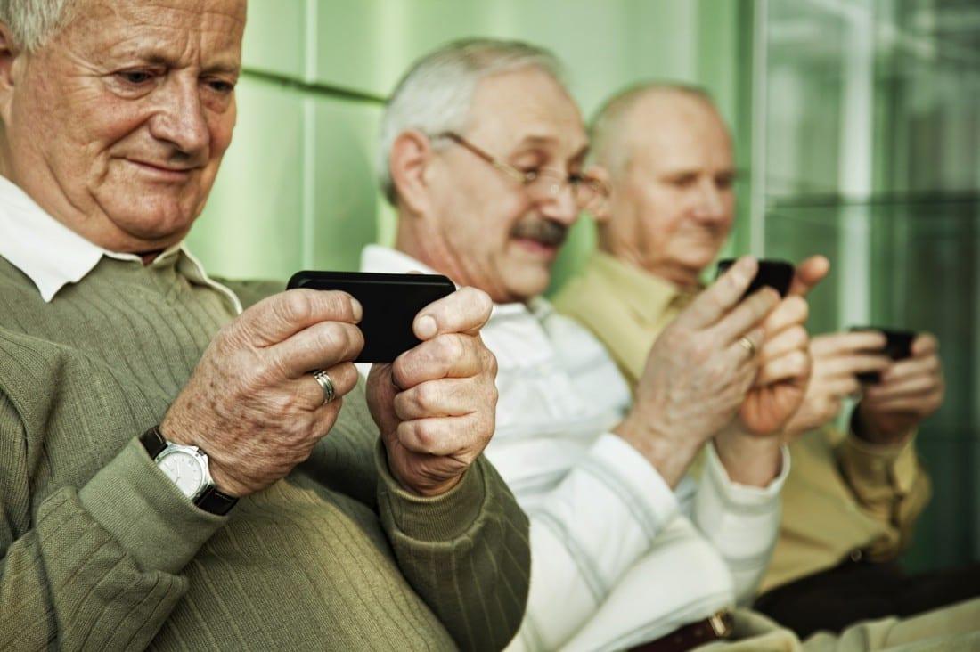 Soluciones Android para los más mayores de la casa