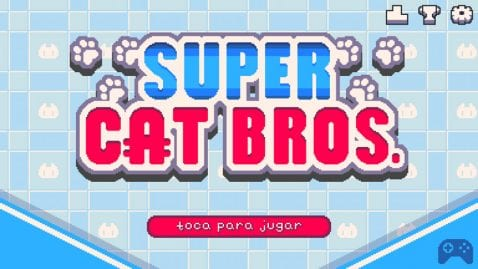 Super Cat Bros