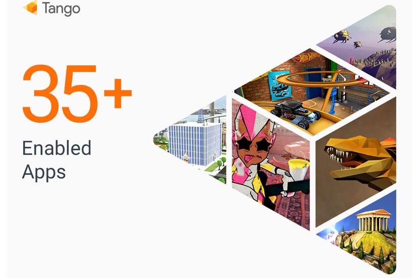Tango apps