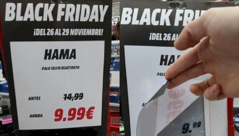 El timo del Black Friday