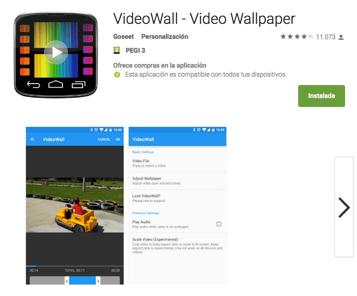 Cómo utilizar cualquier vídeo como fondo de pantalla animado
