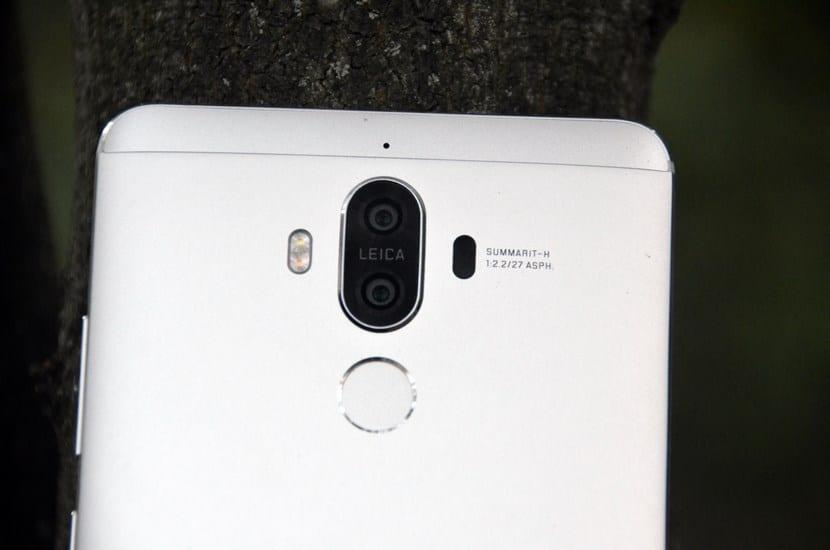 Lector huellas Huawei Mate 9