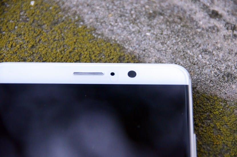 Huawei Mate 9 cámara frontal