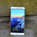 Huawei Mate 9 frontal