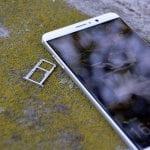 Huawei Mate 9 tarjetas nano SIM