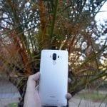 Huawei Mate 9 camara