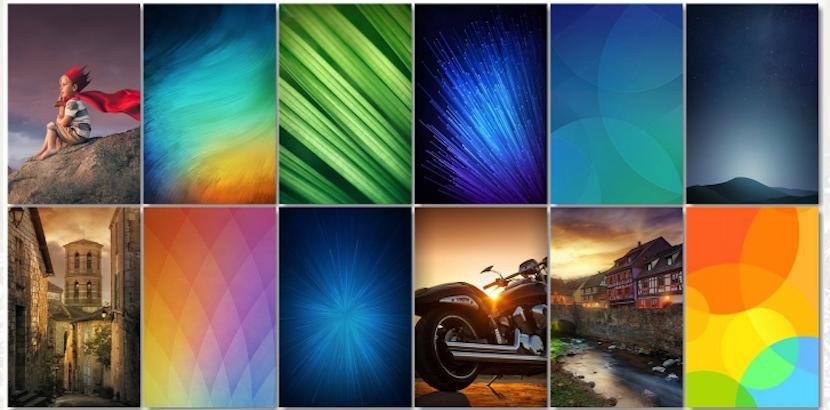 Ya puedes descargar en tu Android 32 wallpapers de MIUI 8