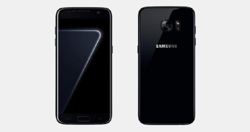 S7 Pearl Black