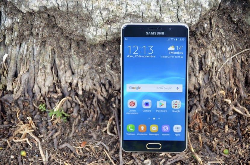 galaxy a5 2016 pantalla
