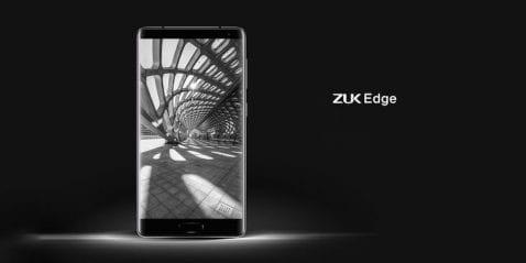Zuk Edge, el nuevo smartphone casi sin bordes y con Android 7 Nougat de Lenovo