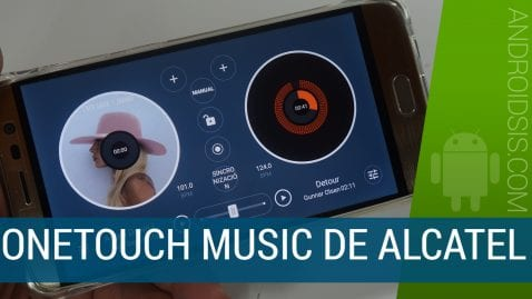Descargar apk Onetouch Music de Alcatel