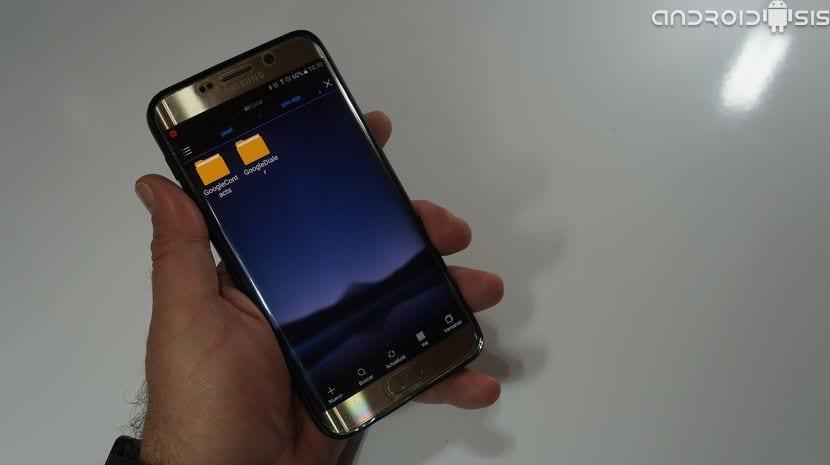 Descargar e instalar las apps Contactos y Dialer de los Google Pixel