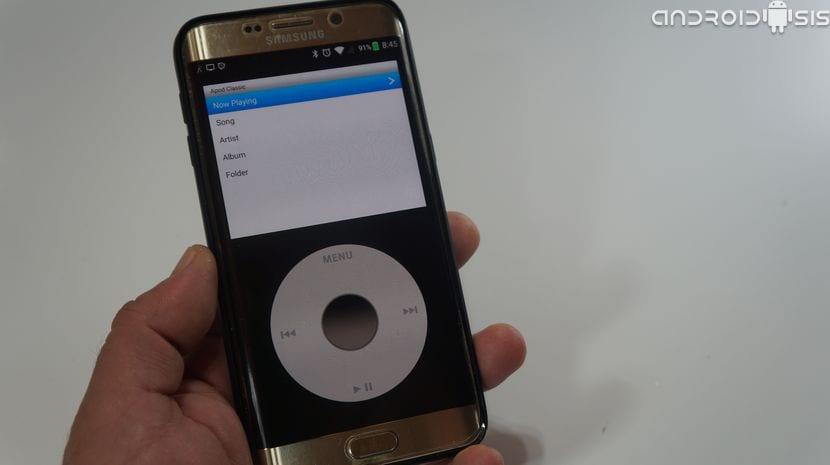 Convierte tu viejo Android en todo un iPod Classic de Apple y deja flipando a tus colegas