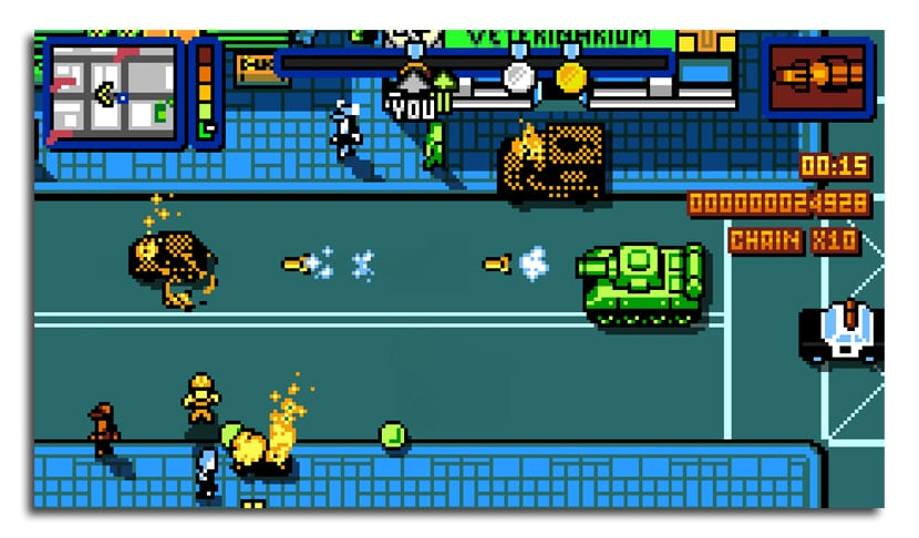 Retro City Rampage XD