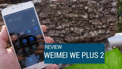 Vídeo review en profundidad del Weimei We Plus 2