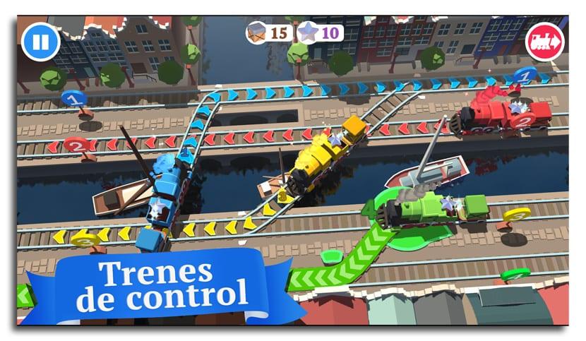 Train Conduct World
