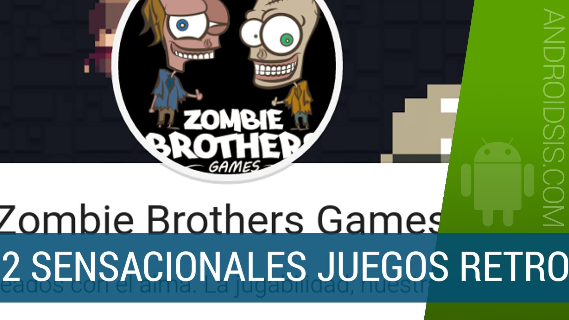 2 sensacionales juegos retro de desarrolladores españoles