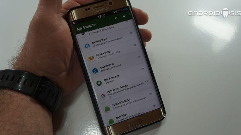 2 formas de extraer APKS instaladas en Android sin necesidad de Root