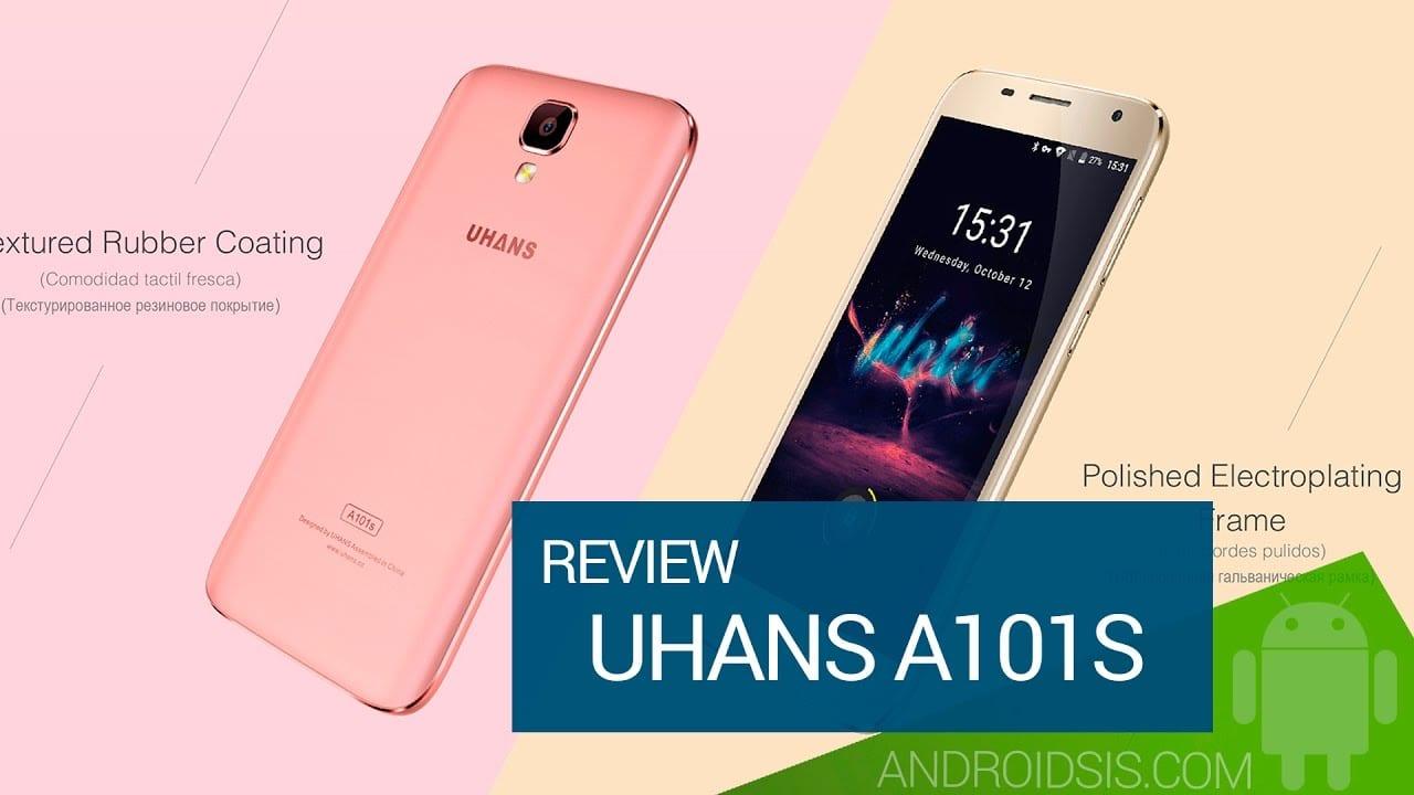 Uhans A101s