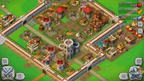 Age of Empires: Castle of Sieges sale en marzo para Android