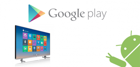 Android TV y Google Play