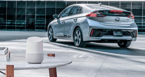 Hyundai integrará Google Assistant para el control por voz