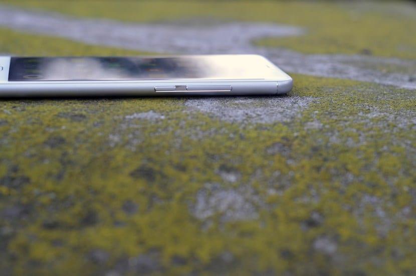 Meizu M3 Note botones