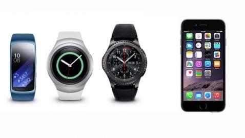 """Samsung hace compatibles sus smartwatches con el """"enemigo"""""""