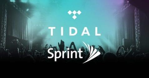 Sprint se hace con el 33% de TIDAL