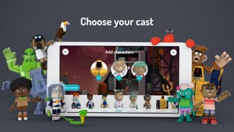 Toontastic 3D, la nueva app educativa de Google para los más pequeños