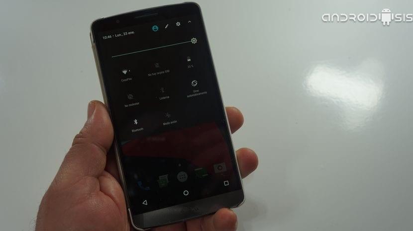 Cómo actualizar el LG G3 a Android 7.1.1 (modelo D855)