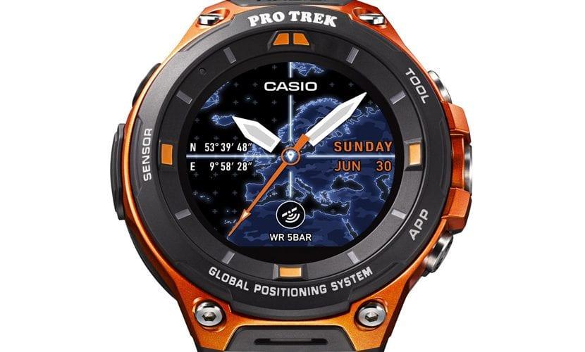 Casio Pro Trek WSD-F20