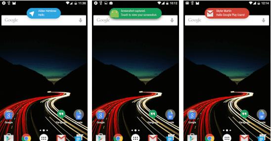Cómo darle otro estilo a las notificaciones de Android sin necesidad de Root