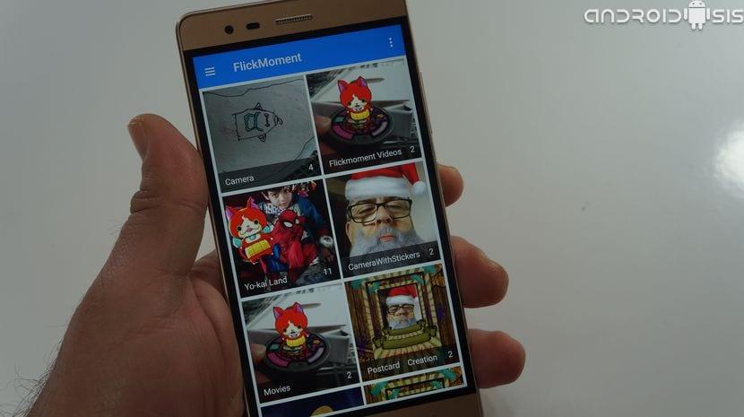 Galería Android liviana ligera funcional y sobre todo ¡gratis y sin anuncios!