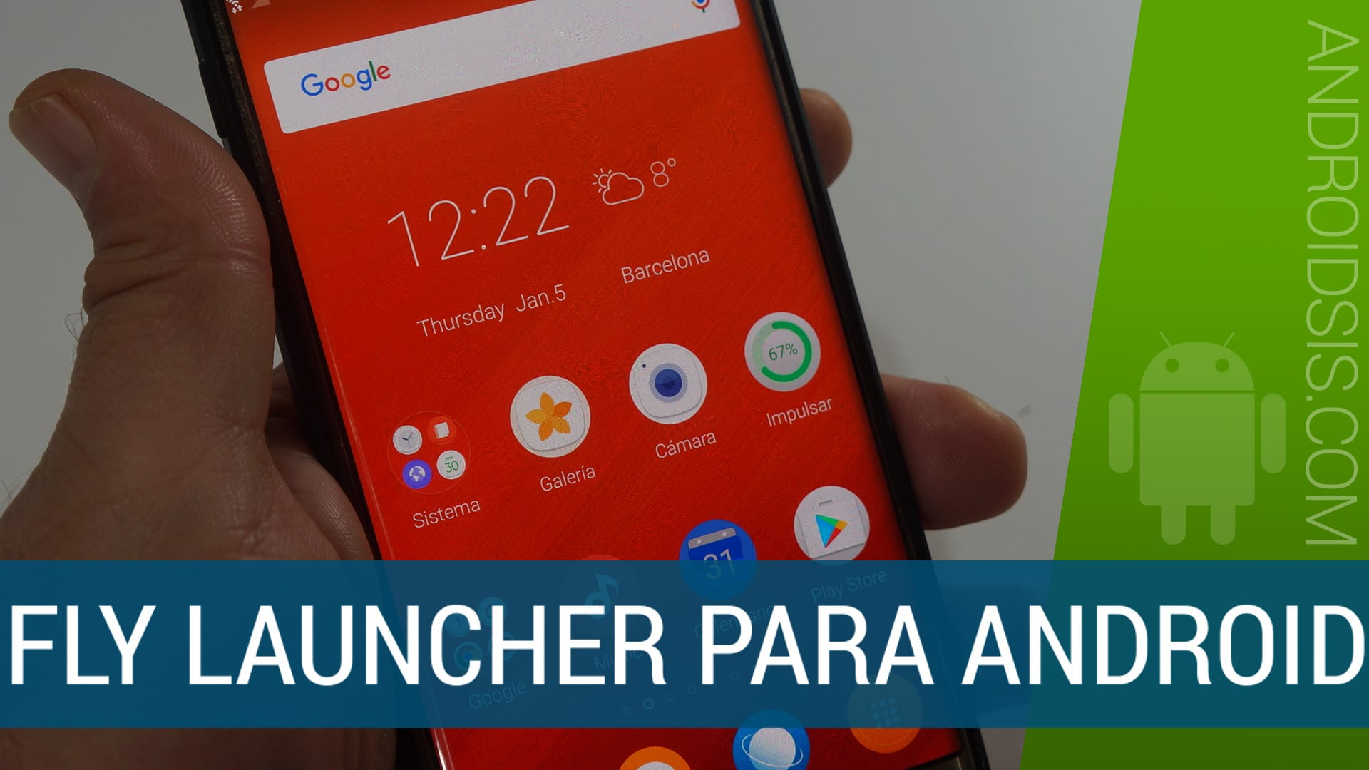 Fly Launcher 2.0