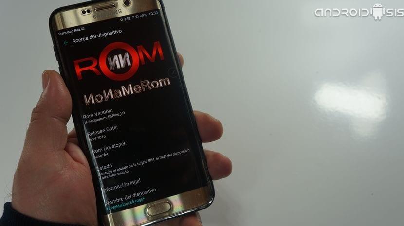 La mejor Rom para el Galaxy S6 Edge Plus es la NoNaMeRom V9 versión final