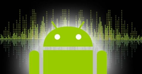 sonidos android