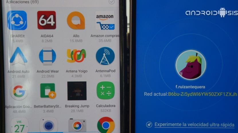 Cómo transferir archivos entre dispositivos Android de la manera más rápida