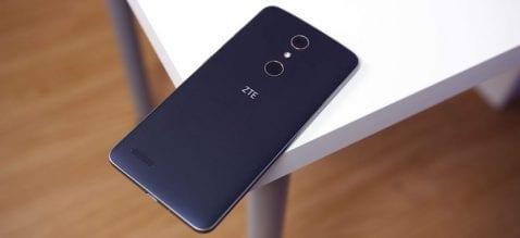 ZTE está probando Android Nougat en los ZMax Pro