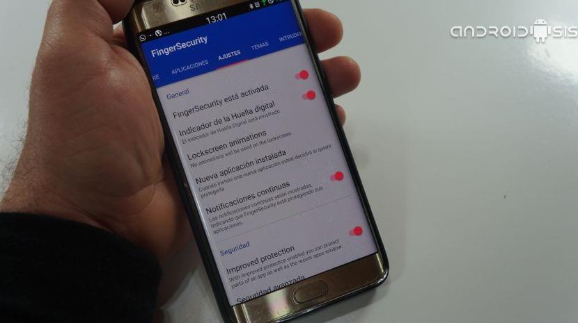 2 formas de bloquear Apps mediante huella dactilar