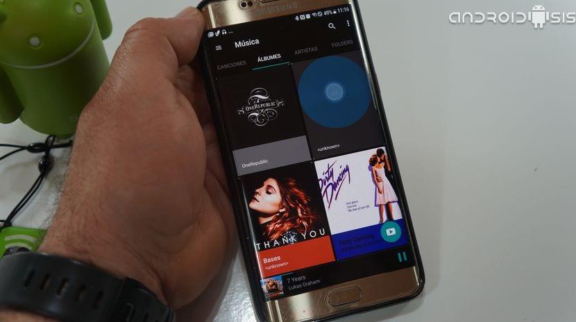 3 sensacionales Reproductores de música para Android livianos y funcionales