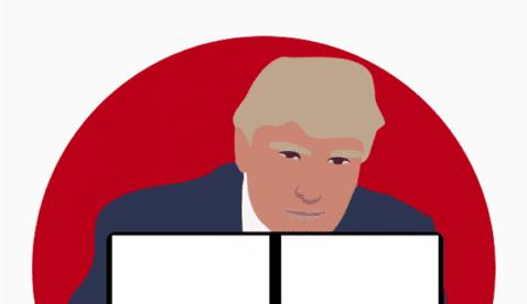 Crea tus propios memes de la orden Trump con Donald Draws para Android