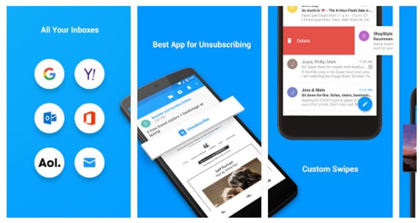 La app de mail de EasilyDo llega a Android