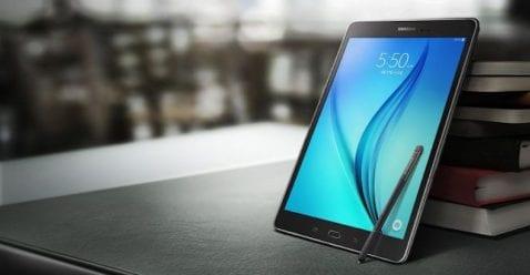 La Galaxy Tab S3 de Samsung legará con S Pen