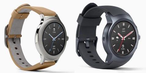 No podrás cambiar las correas del LG Watch Sport porque están llenas de antenas
